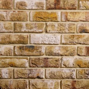 London weathered Yellow Brick Slip Image