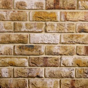 London Weathered Yellow Stock Brick Slips