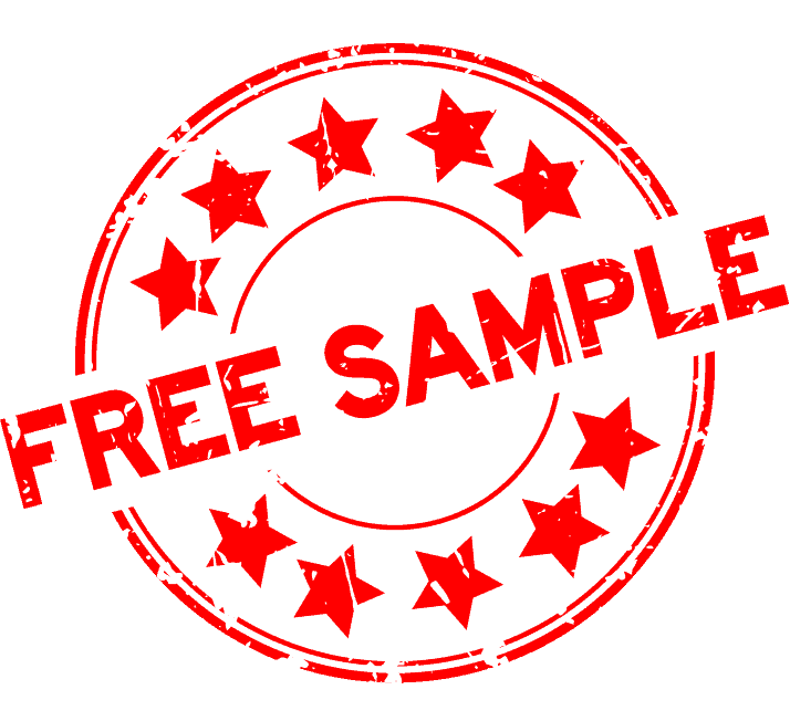 Free Sample Brick slips